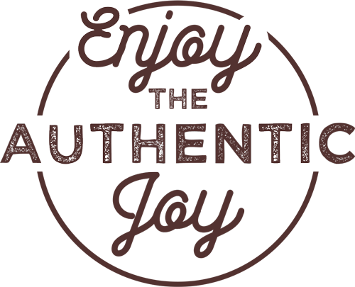 enjoy authentic joy logo big