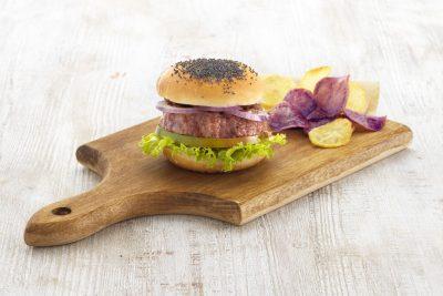hamburger zampone