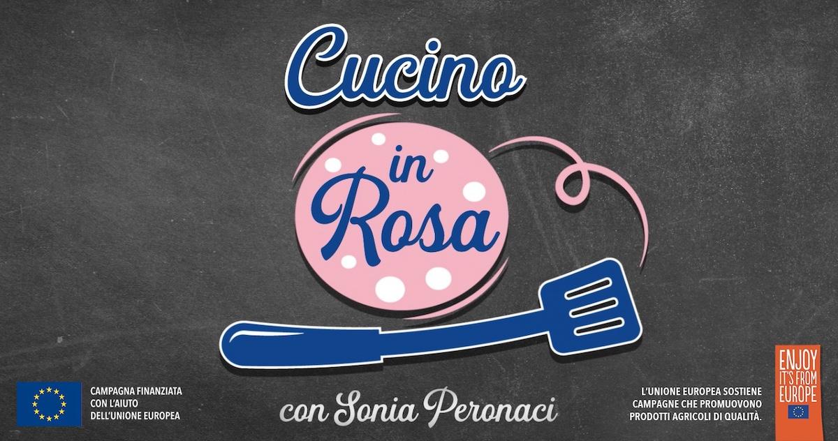 cucino in rosa con sonia peronaci mortadella bologna IGP